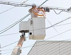 幹線設備工事イメージ